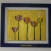 Acrylgemälde Tulpen