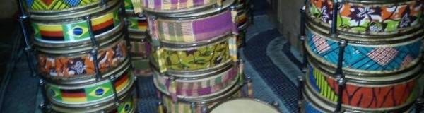 Handgefertige Musikinstrumente